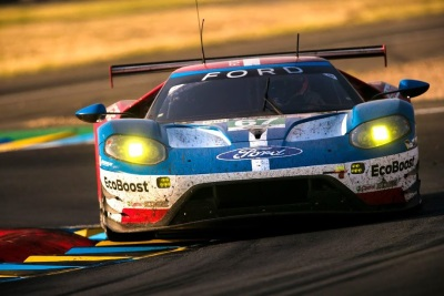 Ford's Fight For The World Endurance Championship Title Resumes In Germany