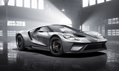 ALL-NEW FORD GT EARNS THE 2016 GENE RITVO AWARD FOR DESIGN AND ELEGANCE