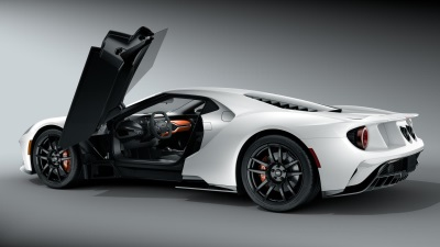 FORD GT COLOUR, MATERIAL CHOICES ARE INTENTIONAL, PURPOSEFUL; CUSTOMISATION OPTIONS ALLOW OWNER'S PERSONALITY TO SHINE .