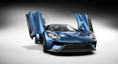 FORD GT WINS EYESON DESIGN PRIZE FOR BEST PRODUCTION VEHICLE AT 2015 NORTH AMERICAN INTERNATIONAL AUTO SHOW