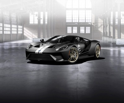 Ford Geneva Overview Of Hot-Selling Performance Line-Up And Heritage At Show