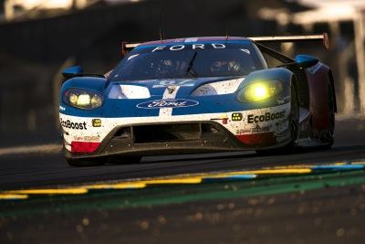 Ford Chip Ganassi Racing Grabs Last Gasp Second Place In GTE Pro At Le Mans 24 Hours