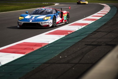 Ford's World Endurance Championship Title Fight Moves To Mexico City