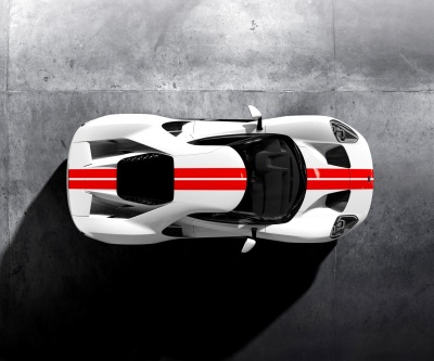 FORD PERFORMANCE TO EXTEND PRODUCTION OF ALL-NEW FORD GT SUPERCAR AN ADDITIONAL TWO YEARS