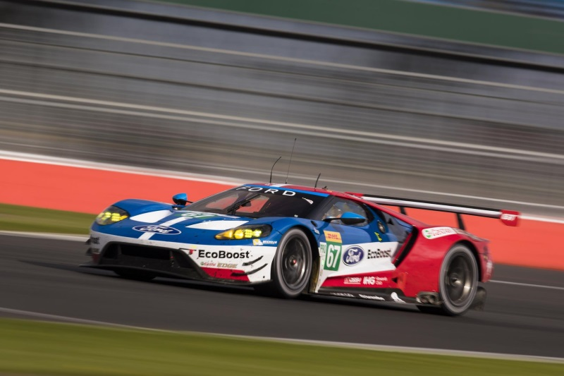 Ford Wins First Race Of The WEC Season