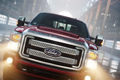 FORD EARNS KELLEY BLUE BOOK BRAND IMAGE AWARD FOR BEST TRUCK BRAND