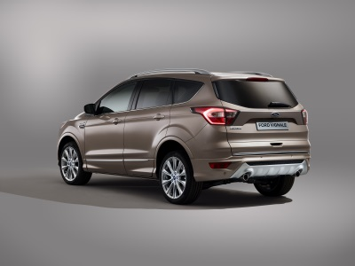 PRODUCTION-READY FORD KUGA VIGNALE REVEALED. UPSCALE SUV EXPANDS FORD VIGNALE PRODUCT AND CUSTOMER EXPERIENCE