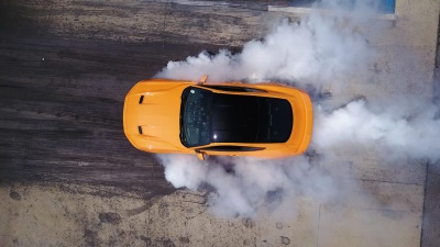 Ford Unleashes Line-Lock On Mustang Ecoboost, Debuts Industry-First Cluster Animation Of Wheel Burning Rubber