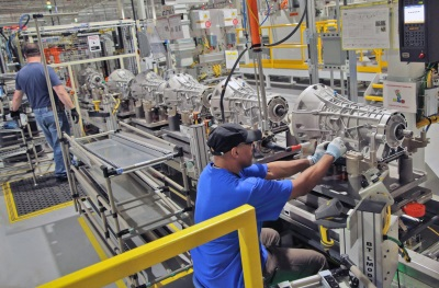 Ford Invests $350 Million, Creates Or Protects 800 Jobs, Adding New Fuel-Efficient Transmission To Michigan Plant