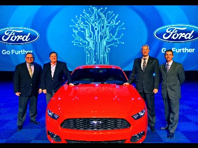 FORD LAUNCHES PRODUCT ACCELERATION IN MIDDLE EAST & AFRICA, BRINGING AT LEAST 25 NEW VEHICLES BY 2016