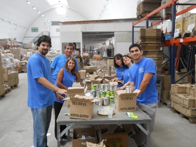 FORD VOLUNTEER PROJECTS EXPAND IN MIDDLE EAST AS EMPLOYEES GO FURTHER IN NINTH ANNUAL FORD GLOBAL WEEK OF CARING