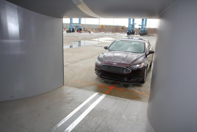 FORD TARGETS QUIETER, HIGHLY REFINED VEHICLES FOR CUSTOMERS WITH DEBUT OF WORLD'S FIRST MOBILE AEROACOUSTIC WIND TUNNEL