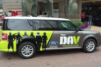 FORD EXPANDS MOBILITY OPTIONS FOR DISABLED MILITARY VETERANS WITH VEHICLE DONATIONS ACROSS THE U.S.