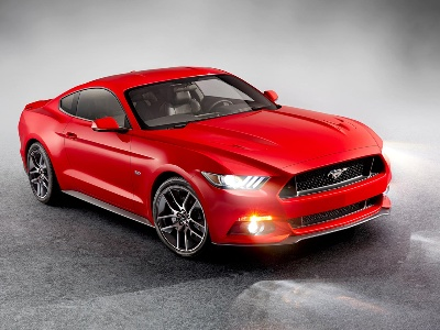 ALL-NEW FORD MUSTANG IS NAMED 'OFFICIAL CAR' OF 2014 INTERNATIONAL CES; NEW TECHNOLOGY TO BE ANNOUNCED AT SHOW