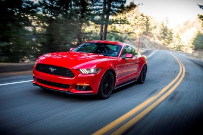NEW FORD #MUSTANG #ECOBOOST OPTION BRINGS YOUNGER BUYERS IN SOUTHERN CALIFORNIA