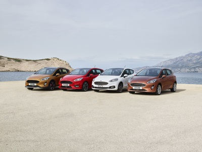 New Ford Mustang, Ecosport, Ranger Black Edition And Tourneo Custom To Make European Debuts In Frankfurt