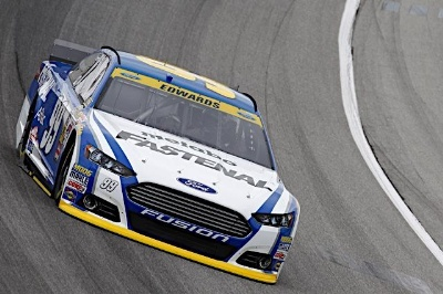 FORD KICKS OFF NASCAR CHASE WITH KESELOWSKI WIN AT CHICAGOLAND