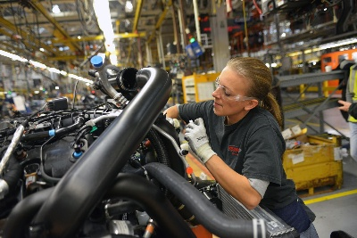FORD ADDS 1,550 JOBS TO SUPPORT DEMAND FOR ALL-NEW F-150