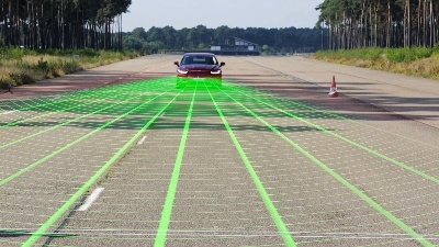 NEW FORD PRE-COLLISION ASSIST WITH PEDESTRIAN DETECTION TECHNOLOGY MAY HELP DRIVERS AVOID SOME FRONTAL CRASHES