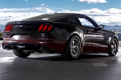 FORD RACING INTRODUCES KING COBRA PARTS PACKAGE FOR 2015 FORD MUSTANG GT