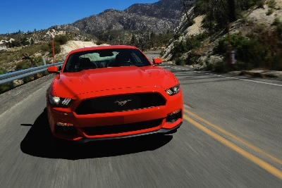 FORD RACING AND ROUSH PERFORMANCE DELIVER 600+ HORSEPOWER WITH NEW 2015 MUSTANG SUPERCHARGER KIT