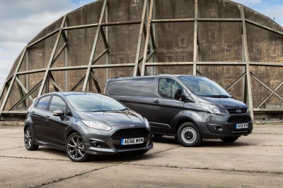 FORD RETAIL CAR SALES ACCELERATE IN NOVEMBER AS FORD CV SALES EXCEED 110,000