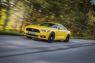 FORD SALES IN EUROPE CONTINUE TO RISE IN APRIL; MUSTANG GERMANY'S NO.1 SPORTS CAR AMONG PRIVATE RETAIL BUYERS