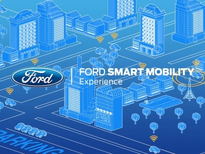 FORD SMART MOBILITY TOUR KICKS OFF