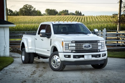 CONSUMERS CAN TEST DRIVE ALL-NEW 2017 FORD SUPER DUTY AT TOUR STOPS IN CITIES ACROSS THE UNITED STATES