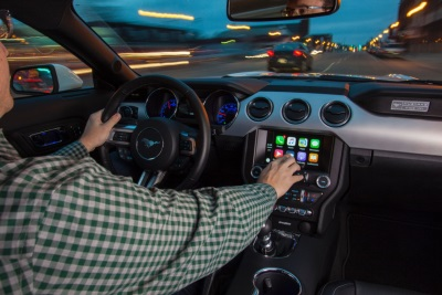 FORD BOLSTERS AVAILABILITY OF SYNC 3 PLUS APPLE CARPLAY, ANDROID AUTO