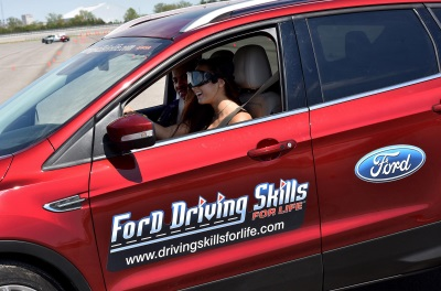 Ford Driving Skills For Life Returns To Tazewell County Illinois, Marking 10 Years Of Collaboration To Save Teen Lives