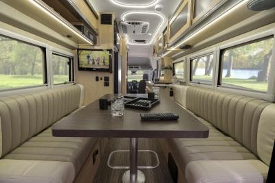 Ford Transit, Winnebago Help Revive Van-Based Motorhome Segment And Build Loyal Followers