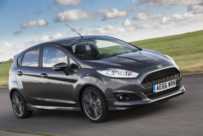 Ford Sales Hit Record Fast Start In January, Beating A Buoyant UK Market
