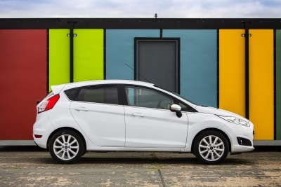 FORD BUILDS UK MARKET LEAD IN AUGUST – PREPARES FOR SEPTEMBER RUSH