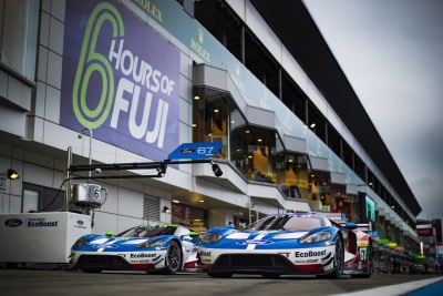 FORD TAKES EMPHATIC 1-2 VICTORY IN JAPAN