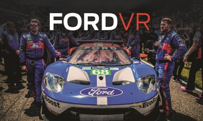 FORD'S VIRTUAL REALITY STORYTELLING APP GIVES CONSUMERS AND FANS AN UP-CLOSE, 360-DEGREE VIEW OF COMPANY INNOVATIONS
