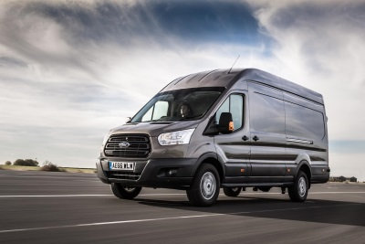 Braced For The Next Storm: New Side Wind Stabilisation Tech Stabilises Ford Transits Whatever The Weather