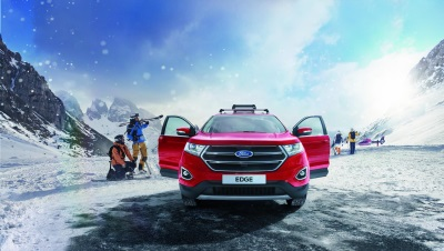 FORD KEEPS CUSTOMERS ON THE ROAD WITH WINTER TYRE AND 'HOTEL' STORAGE OFFERS