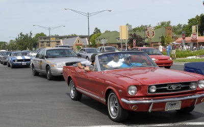 Ford Celebrates Car Culture And Driving Fun With Sponsorship Of Iconic Woodward Dream Cruise