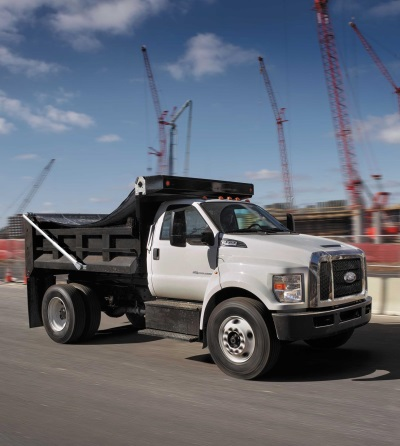 Ford's Biggest Work Trucks Receive Performance And Service Improvements To Help Do Even More Work