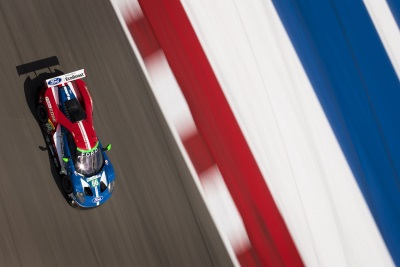 Ford World Endurance Championship Battle Continues At Circuit Of The Americas In Texas