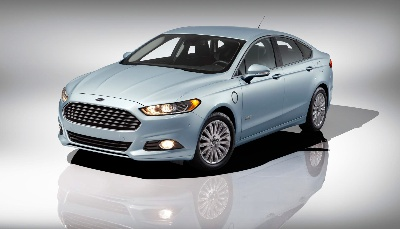 FORD FUSION ENERGI EARNS TOP VEHICLE SAFETY RATING FROM NHTSA