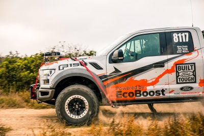 FordVR Presents 'Born To Baja,' The First Virtual Reality/360 Experience Featuring The All-New F-150 Raptor