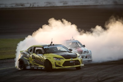 FORMULA DRIFT ROUND 3: UNCHARTERED TERRITORY RESULTS