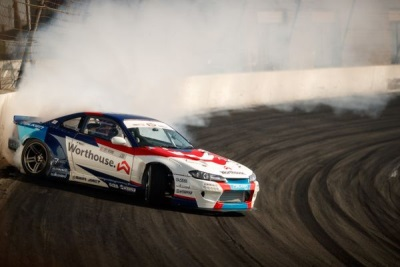 Formula Drift Round 8: O'Reilly Auto Parts 'Title Fight' Results