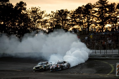 FORMULA DRIFT ROUND 4: THE GAUNTLET RESULTS; VAUGHN GITTIN TAKES THE WIN AND THE PRO CHAMPIONSHIP LEAD