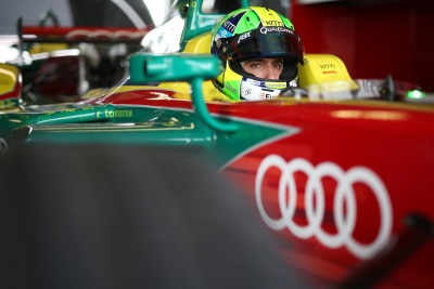 FORMULA E UNDER THE BANNER OF THE FOUR RINGS FOR THE FIRST TIME