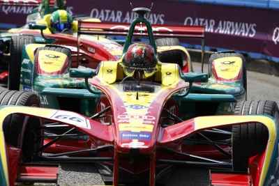 Bungled Saturday At Formula e Race In Paris