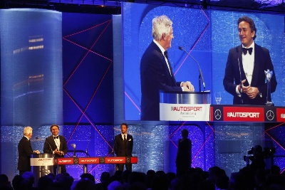 FORMULA E HONOURED AT AUTOSPORT AWARDS