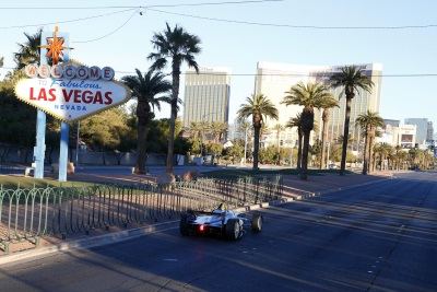 FORMULA E DRIVERS TO GO HEAD-TO-HEAD FOR SHARE OF $1 MILLION PRIZE IN LAS VEGAS ESPORTS RACE